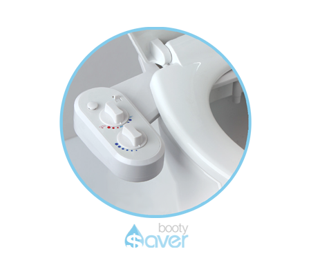 Retrofit Bidet Attachments (BootySaver)