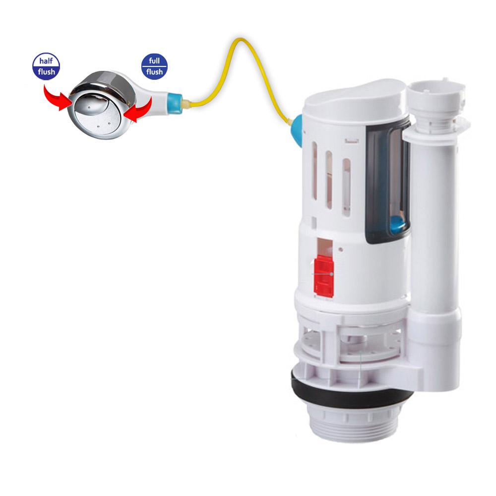dual flush conversion kit - retrofit your existing toilet - Water Saver