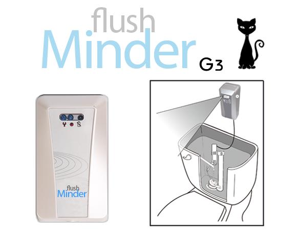 Automatic Dual Flush Kit Dual Flush Systems Flushminder