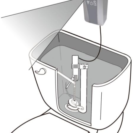FlushMinder Parts