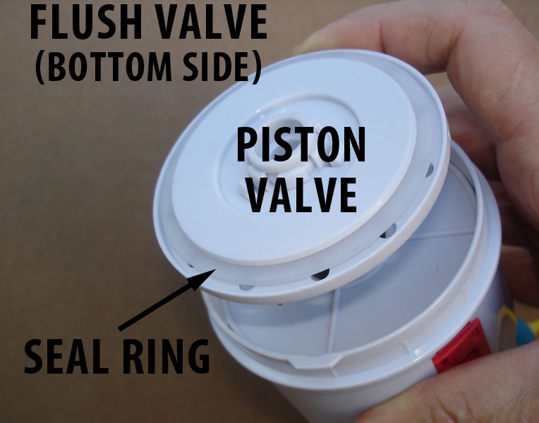 Piston Gasket Silicone 2 Quot Flush Valves Water Saver